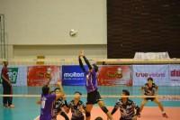 รูปภาพ : นายฐานุพงศ์ เจริญสุรภิรมย์ รองผู้ว่าราชการจังหวัดพิษณุโลก ให้เกียรติรับชม การแข่งขันกีฬาวอลเลย์บอลชาย รายการไทยแลนด์ลีก ประจำปี2560