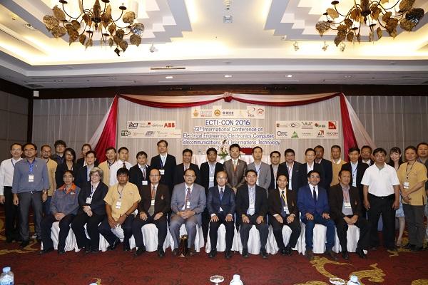มทร.ล้านนา ร่วมกับสมาคม ECTI จัดประชุมวิชาการนานาชาติ ECTI –CON 2016