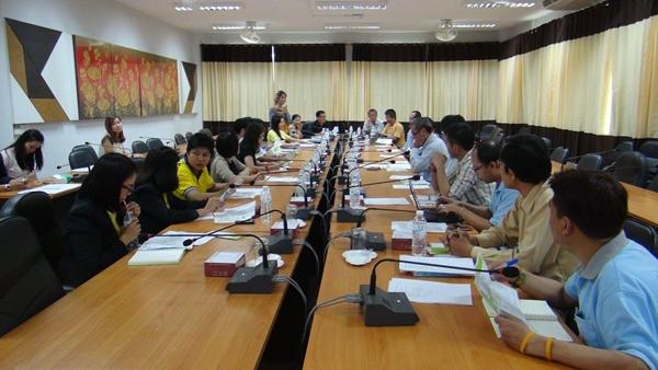 การประชุมชี้แจงแนวทางการดำเนินโครงการ Talent Mobility