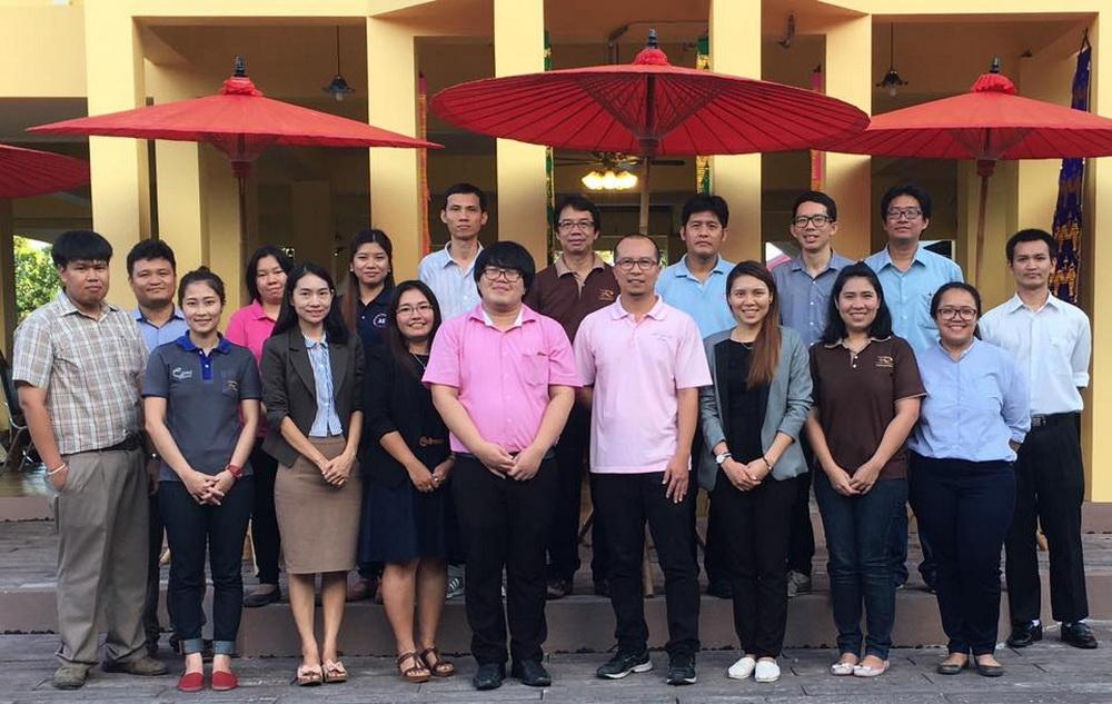 วิทยาลัยฯ จัดโครงการ Development of Research Proporsal ให้กับคณะทำงาน RL-TVET HUB, SiF ,WiL feeder และ DSKM