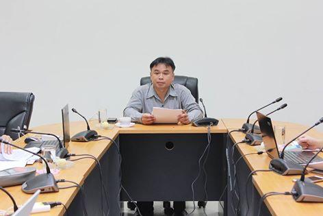 การประชุมคณะกรรมการขับเคลื่อนแผนกลยุทธ์ ปี 2557- 2561