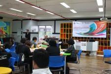 โครงการอบรมการจัดการเรียนการสอนแบบซีดีไอโอระดับสูง (CDIO-Advanced Programme 2016 Component 3 Workshop 3 – Innovating Teaching Approches and Learning Space)