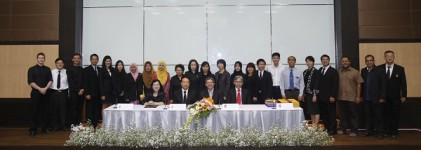 มทร.ล้านนา จับมือ มหาวิทยาลัยในมาเลเซีย ร่วมพัฒนาศักยภาพอาจารย์และนักศึกษา