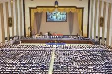 มทร.ล้านนา ลำปาง  แจ้งกำหนดการซ้อมย่อย และกำหนดการรับพระราชทานปริญญาบัตร ครั้งที่ 30ประจำปีการศึกษา 2558