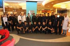 สนภ.3 หน่วยบัญชาการกองทัพไทย (ภาคเหนือ) เยี่ยมชม ศักยภาพผลงานบริการวิชาการเพื่อการสร้างงาน อาชีพ รายได้ จากมทร.ล้านนา