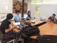 งานสหกิจศึกษาจัดประชุมเตรียมความพร้อม