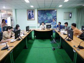 รูปภาพ : การประชุมเตรียมงานกฐินสามัคคี มทร.ล้านนา ประจำปี 2559