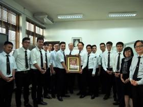 รูปภาพ : ต้อนรับนักศึกษาแลกเปลี่ยน HCMUTE ประเทศเวียดนาม