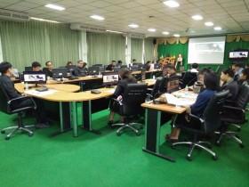 รูปภาพ : ฝ่ายวิชาการ มทร.ล้านนา ลำปาง จัดประชุมคณะกรรมการตัวแทนศูนย์สอบ V-NET ปีการศึกษา 2559