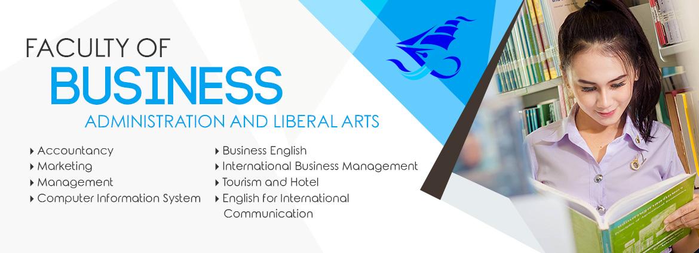 คณะบริหารธุรกิจและศิลปศาสตร์ มหาวิทยาลัยเทคโนโลยีราชมงคลล้านนา (Faculty of Business Administration And Liberal Arts RMUTL )