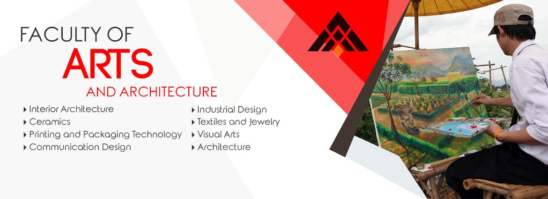 คณะศิลปกรรมและสถาปัตยกรรมศาสตร์