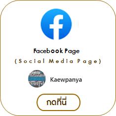 สังคมออนไลน์ FacebookPage-kaewpanya