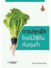การปลูกพืชโดยไม่ใช้ดิน ต้นทุนต่ำ
