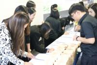 รูปภาพ : ประชุมเชิงปฏิบัติการ เรื่อง การจัดทำ มคอ.3   หลักสูตรปรับปรุง พ.ศ. 2560 คณะบริหารธุรกิจและศิลปศาตร์