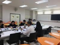 รูปภาพ : การประชุมคณะกรรมการประจำคณะ ครั้งที่ 91 (3/2560) วันที่ 28 มีนาคม 2560 ณห้องประชุม บธ.3-202 อาคารธุรกิจ 3 ชั้น 2 มหาวิทยาลัยเทคโนโลยีราชมงคลล้านนา