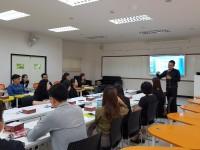 รูปภาพ : โครงการถ่ายทอดประสบการณ์การจัดทำผลงานทางวิชาการ (ผู้ช่วยศาสตราจารย์)