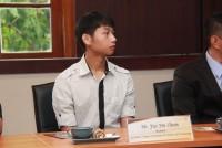 รูปภาพ : ต้อนรับ Southern Taiwan University of Science and Technology
