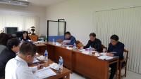 รูปภาพ : การประชุมคณะกรรมการประจำคณะ ครั้งที่ 94 (6/2560) วันที่ 18 กรกฎาคม 2560 ณ อาคารบริหารธุรกิจ 3 ชั้น 2
