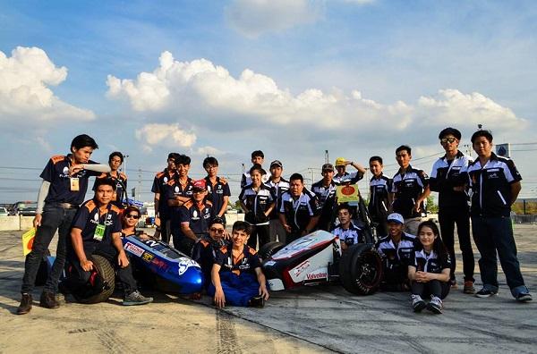 Real Team Formula คว้าอันดับ 5 คะแนนรวม