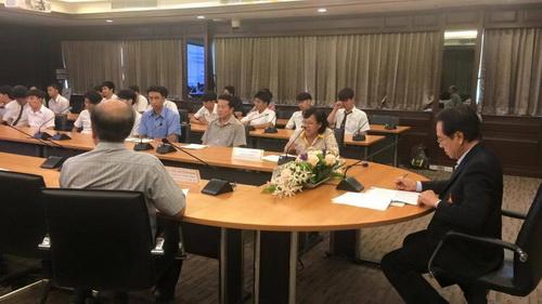 งานวิเทศสัมพันธ์ จัดประชุมเตรียมความพร้อมบุคลากรและนักศึกษาก่อนเข้าร่วมโครงการแลกเปลี่นกับมหาวิทยาลัยในต่างประเทศ