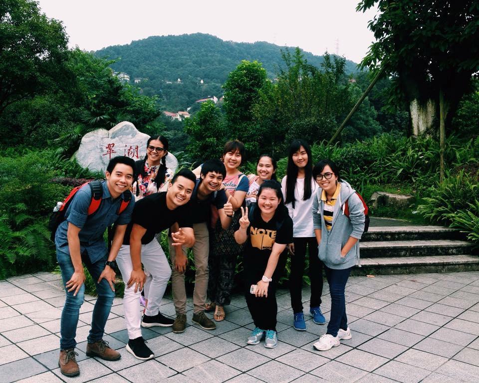 Chongqing Technology and Business University CTBU มอบทุนการศึกษาค่าเล่าเรียน 1 ปี ให้แก่นักศึกษาและศิษย์เก่า