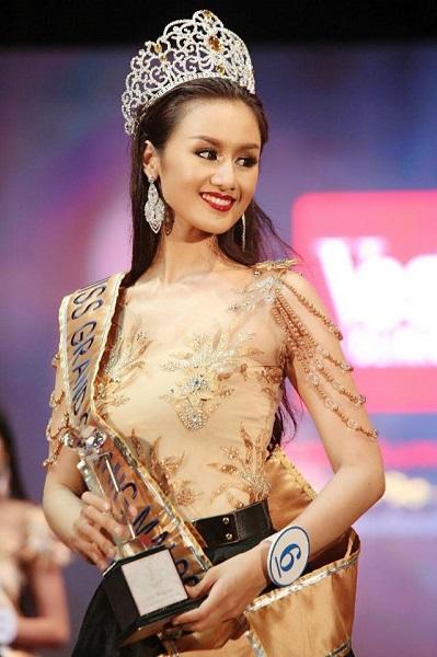 ศศิวิมล มงคลกาวิน คว้า Miss Grand Chiangmai 2016