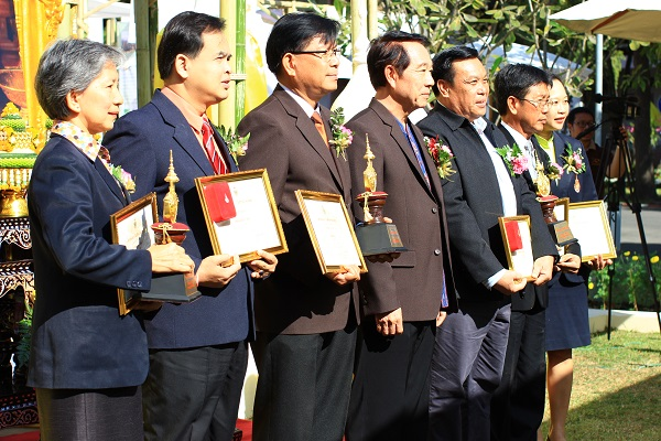 Rajamangala University of Technology Lanna celebrate 11th Anniversary Foundation of University for community