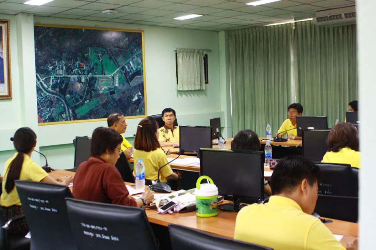 มทร.ล้านนา ลำปาง จัดประชุมคณะกรรมการดำเนินงานโครงการพัฒนาผู้ประกอบการใหม่ 2559