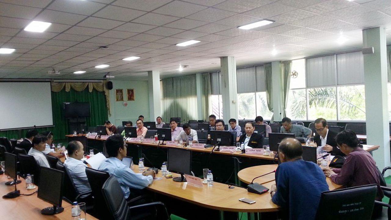 มทร.ล้านนา ลำปาง เป็นจ้าภาพจัดประชุมสภาคณาจารย์และข้าราชการครั้งที่ 24 (4/2559)