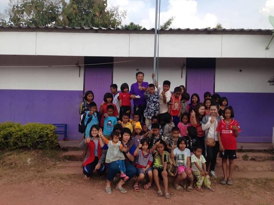 จัดกิจกรรมวันเด็ก ณ โรงเรียนบ้านบวกหญ้า