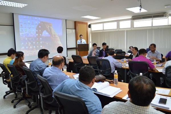 วิทยาลัยฯ มทร.ล้านนา จัดกิจกรรม Safety Management Training for Master
