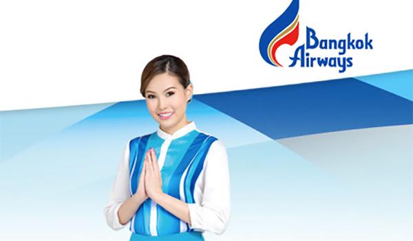 Bangkok Airways เปิดรับสมัครพนักงานต้อนรับบนเครื่องบิน รอบที่ 2 ประจำปี 2559