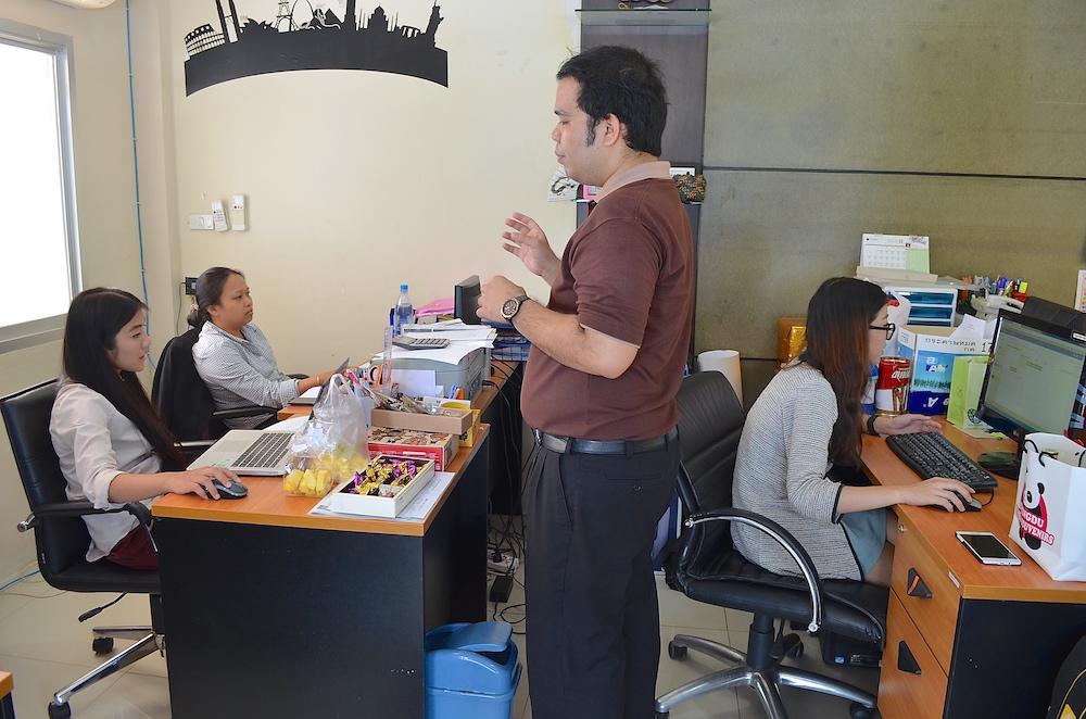 งานบริการสารสนเทศฯ วิทยบริการฯ แนะนำการใช้งาน Office 365 หน่วยฯวิเทศสัมพันธ์