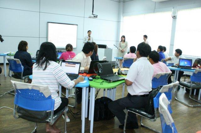 ศูนย์เทคโนโลยีสารสนเทศ มทร. ล้านนา ลำปาง จัดอบรม SMARTTECH เพิ่มศักยภาพด้านสื่อการเรียนการสอนของอาจารย์และบุคลากร