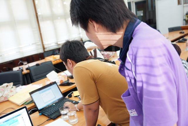 กลุ่มงานระบบเครือข่าย บริการ ช่วยเหลือการ Share ข้อมูลผ่านระบบ WIFIและสาย Lan