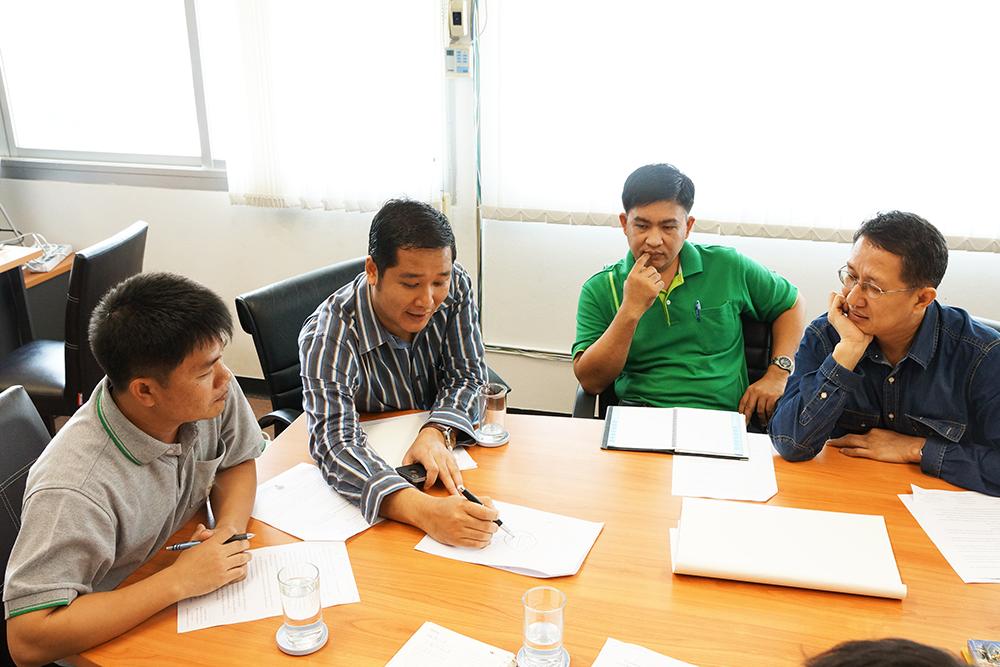ปรึกษาหารือ แนวทางการพัฒนาระบบสารสนเทศ มหาวิทยาลัย