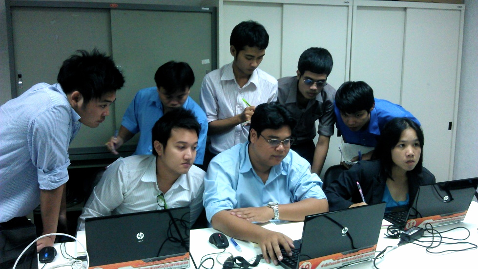 โครงการฝึกอบรมหลักสูตรการดูแลและบริหารจัดการระบบเครือข่ายสารสนเทศเพื่อสนับสนุนการจัดการศึกษา