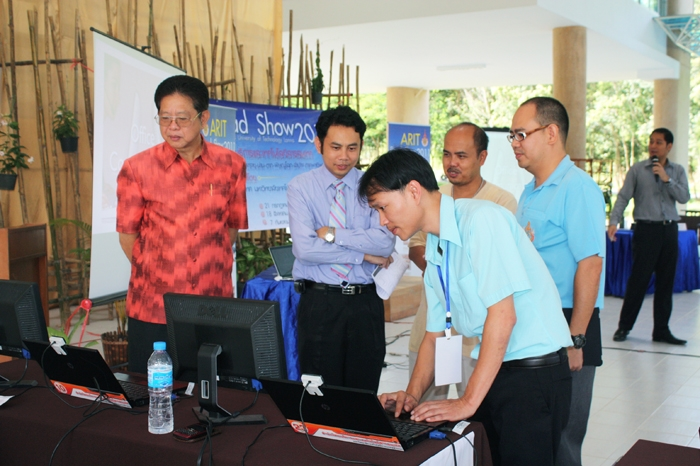 ARIT ROAD SHOW 2011 at Chiangrai Campus