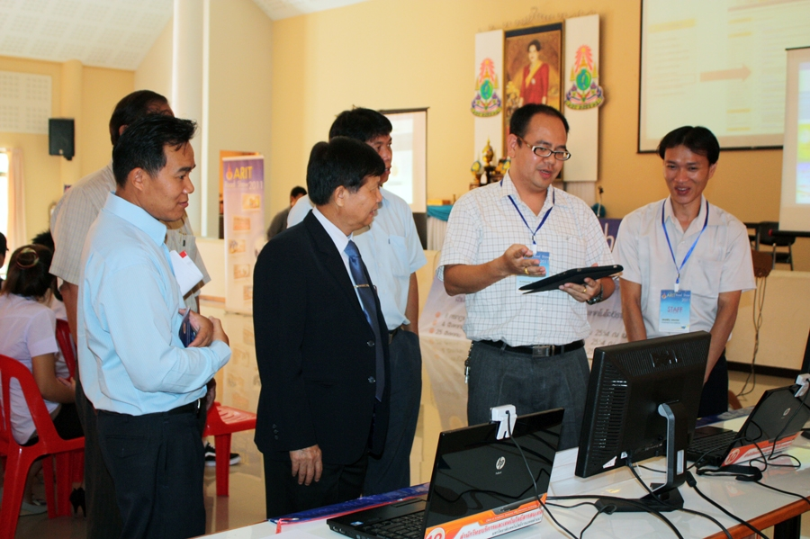 ARIT ROAD SHOW 2011 at Lampang Campus
