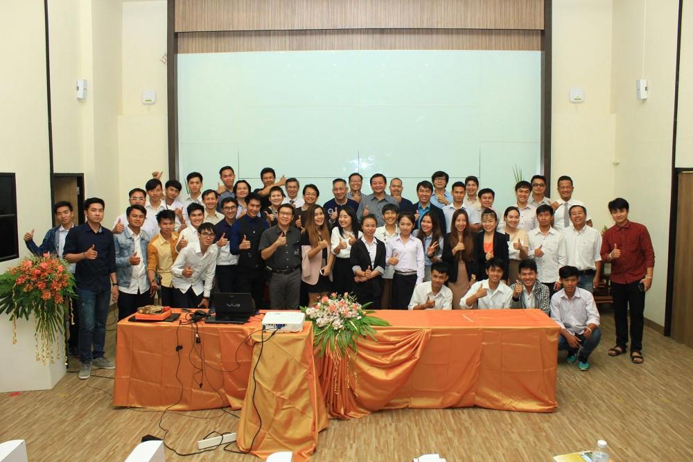 ต้อนรับคณาจารย์และนักศึกษา คณะสถาปัตยกรรม จากมหาวิทยาลัยสุภาณุวงศ์ สาธารณรัฐประชาธิปไตยประชาชนลาว