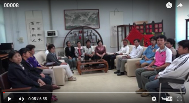 รองผู้อำนวยการฝ่ายบริหาร รศ.ดร.ชิติ ศรีตนทิพย์ สัมภาษณ์ผู้ประกอบการใหม่