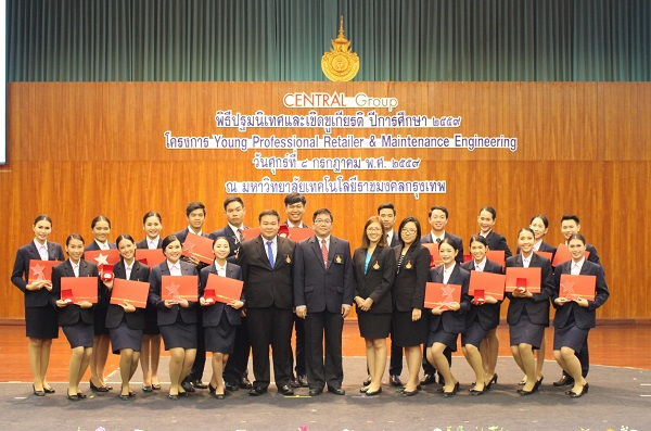 นักศึกษาการจัดการธุรกิจค้าปลีก จัดเต็ม 21 รางวัล YPR & ME