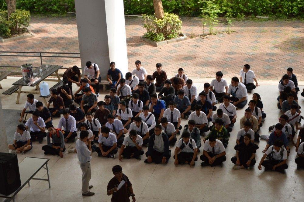 สาขาวิทยาศาสตร์ ร่วมจัดโครงการเรียนปรับพื้นฐานสำหรับนักศึกษาใหม่ (STEM Education) ปี 2559 ครั้งที่ 2