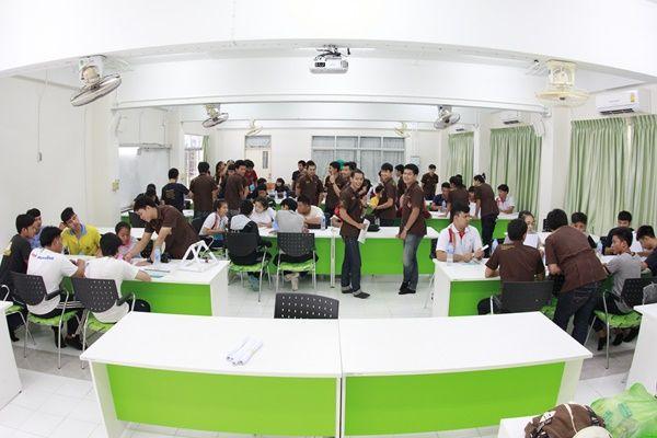 คณะวิศวกรรมศาสตร์ จัดโครงการ STEM 2559