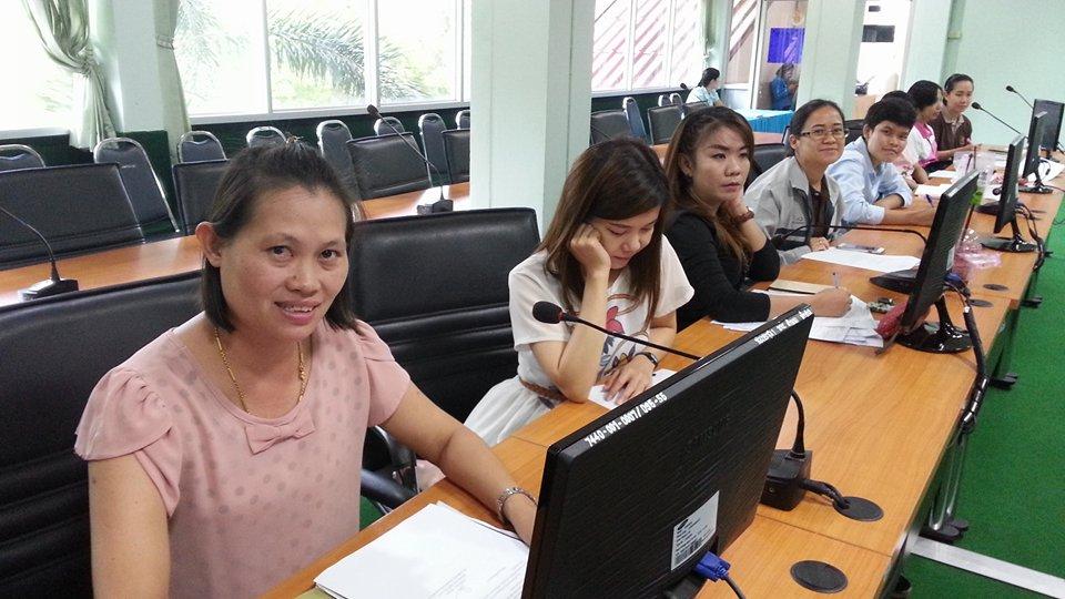 พนักงานในสถาบันอุดมศึกษา มทร.ล้านนา ลำปาง เข้ารับฟังสิทธิ์การประกันสุขภาพกลุ่มจากเมืองไทยเฮลแคร์