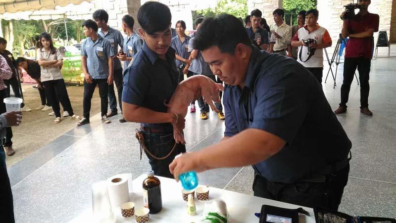 นักศึกษา มทร.ล้านนา ลำปาง ชิมลาง 1 เหรียญทอง การแข่งขันระดับอาเซียน
