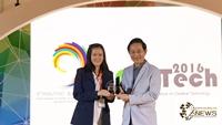 ขอแสดงความยินดีกับ ผศ.ดร.อัจฉรา ดลวิทยาคุณ ได้รับรางวัล Best Paper Award ในการนำเสนอผลงานวิจัย