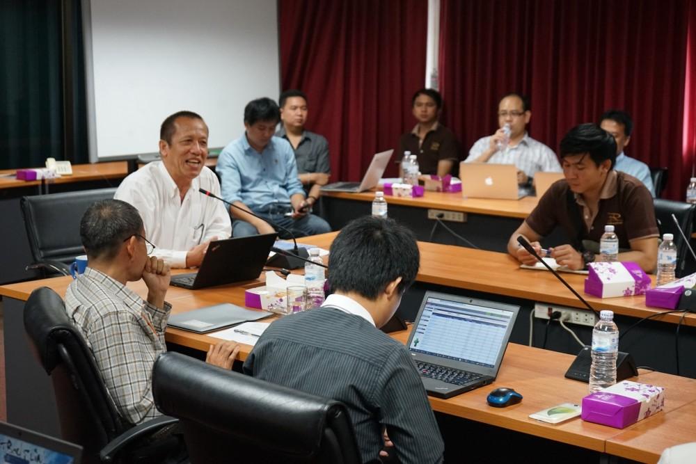 สำนักวิทยบริการฯ ร่วมกัน 6 พื้นที่ ร่วมกันประชุมเพื่อปรึกษาหารือการจัดทำแผนปฎิบัติราชการประจำปีงบประมาณ พ.ศ. 2560