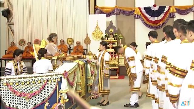 ข่าวในพระราชสำนัก พิธีพระราชทานปริญญาบัตร ครั้งที่ 29 มทร.ล้านนา (6 กันยายน 2559)