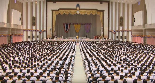 พิธีพระราชทานปริญญาบัตร ครั้งที่ 29 มทร.ล้านนา (6 กันยายน 2559) ฉบับเต็ม ทั้งเช้าและบ่าย
